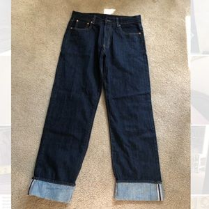 Retro Styled Archie Jeans 34/34